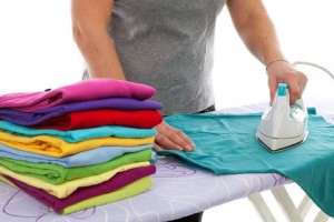 Ironing in Feltham Middlesex